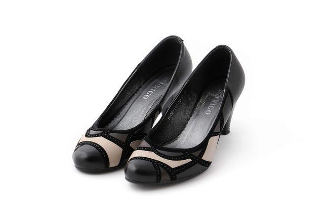 Продам женские туфли ТМ Jenrigo, 37р (24,5 см)