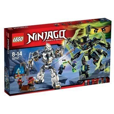 Конструктор Битва механических титанов LEGO NINJAGO (70737)