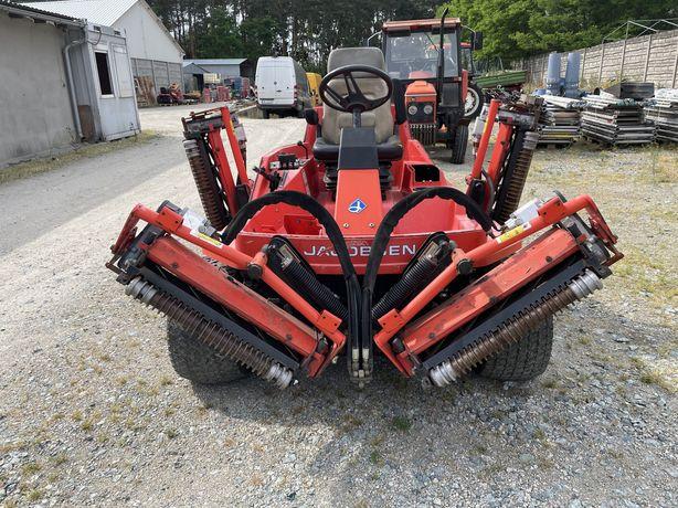 Traktorek kosiarka wrzecionowa jacobsen lt 3810 4wd