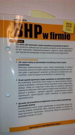 BHP w firmie - poradnik