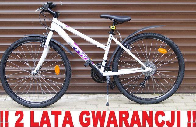 Rower B-TWIN Rockrider 300 26' - Stan BDB + oświetlenie i LICZNIK !!!