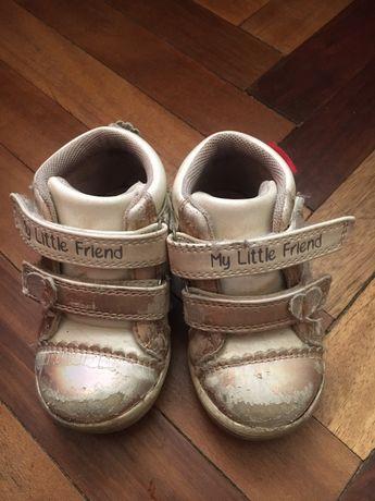 Детские осенние ботиночки. Отдам