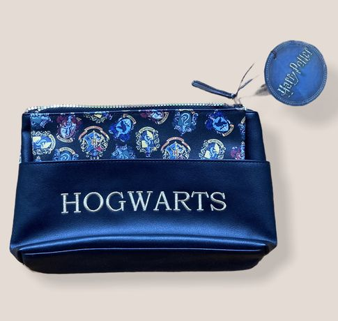 Косметичка двойная primark harry potter hogwarts
