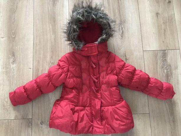 Sweet millie ciepła zimowa kurtka z kapturem rozm 92