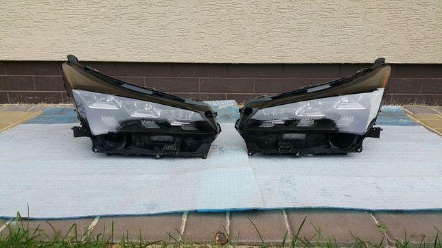 Lexus NX Full Led фара фари з блоками