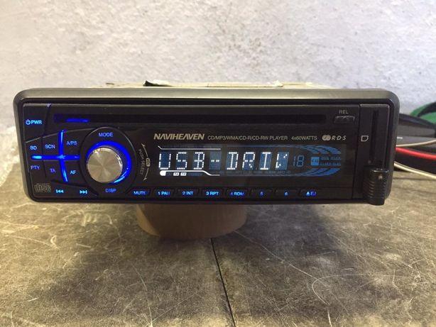 Radio samochodowe USB, CD, SD