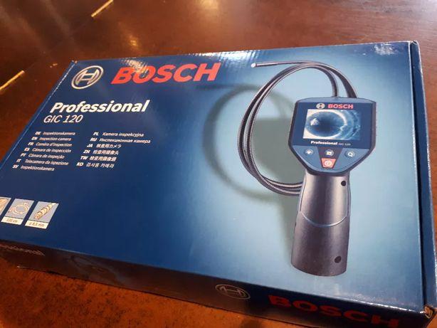 Kamera Inspekcyjna Bosch GIC 120 !!! Nowa !!! Combo Szczecin !!!