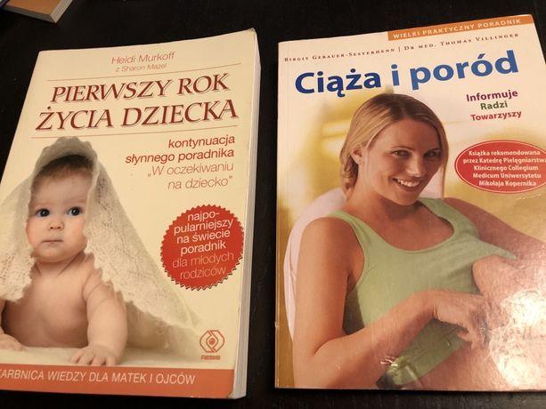 Pierwszy rok życia dziecka + Ciąża i poród