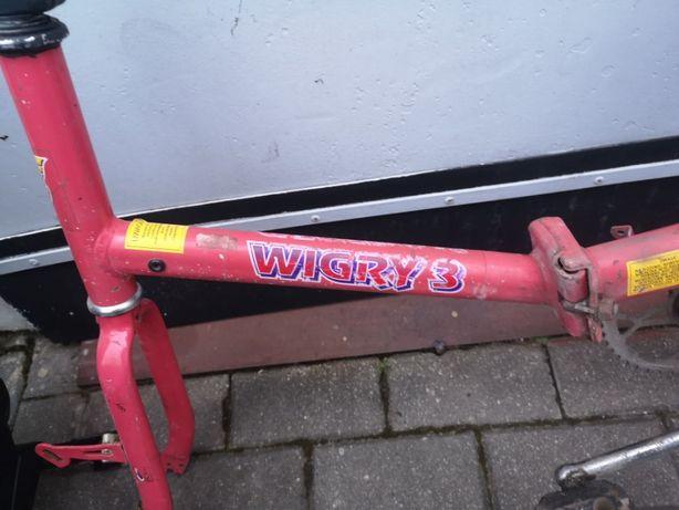 Wigry 3 składak rower