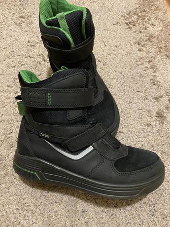 Ботинки Ecco р.35
