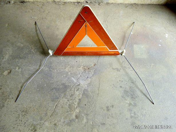 Triangulo de sinalizacao