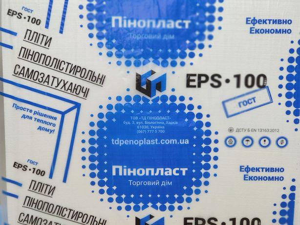 Пенопласт EPS 100