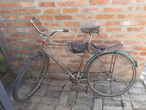 Велосипед Ураїна