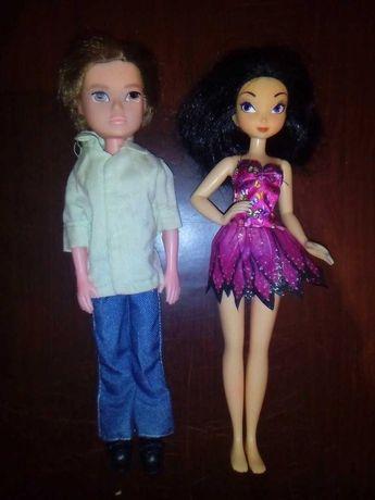 Куклы, обе за 150 р. или обмен