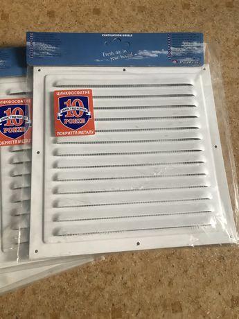 Вентиляционные решетки Vents 236/250 метал фосфатированный.