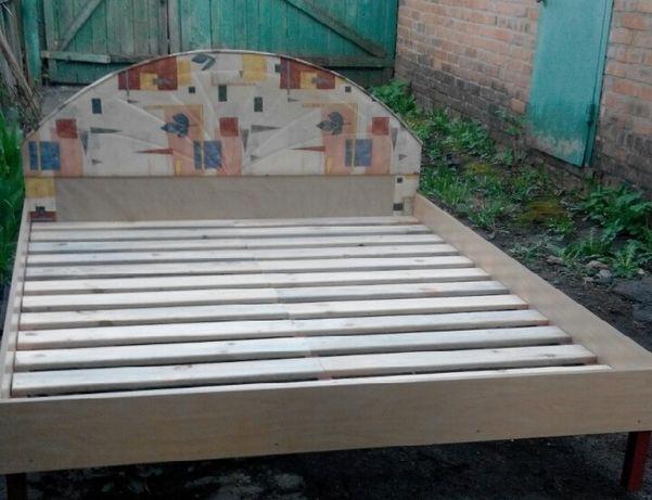 Кровать двухспальная 1600х1900