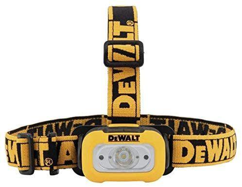 Налобный фонарь DeWALT DWHT81424 Milwaukee Makita Bosch