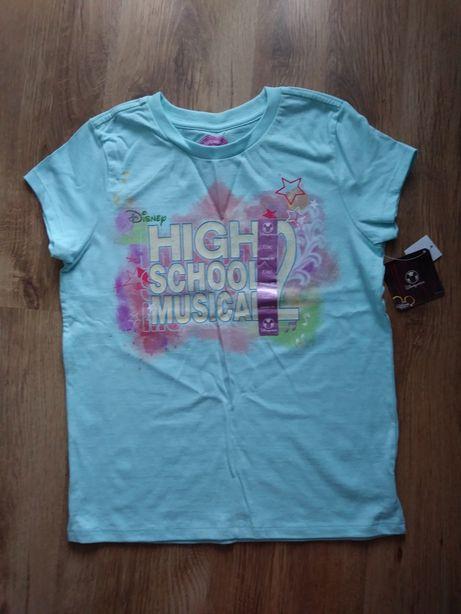 Nowa koszulka Disney high school musical