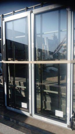 Okno balkonowe R/RU wymiar 1760x2325