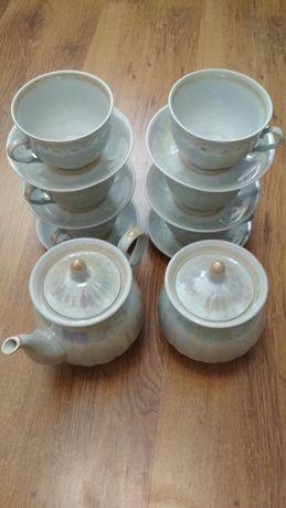 Чайный сервиз на 6 персон