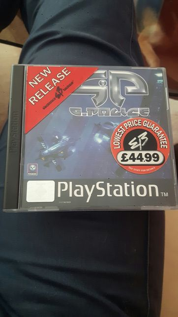 GPOLICE G-POLICE PlayStation 1 Play Station 1 Psx