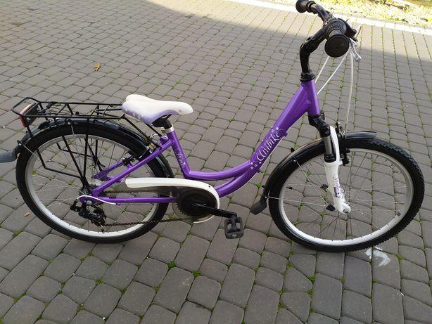 Rower alu 24 cali 6 biegów