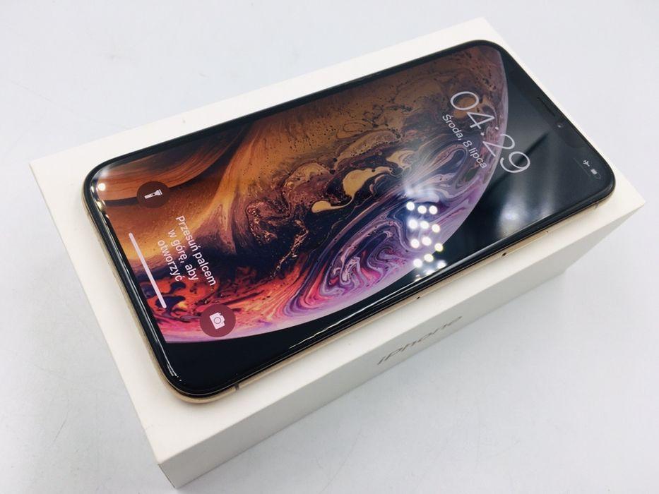 iPhone XS 256GB GOLD • PROMOCJA • GW 1 MSC • AppleCentrum Wrocław - image 1