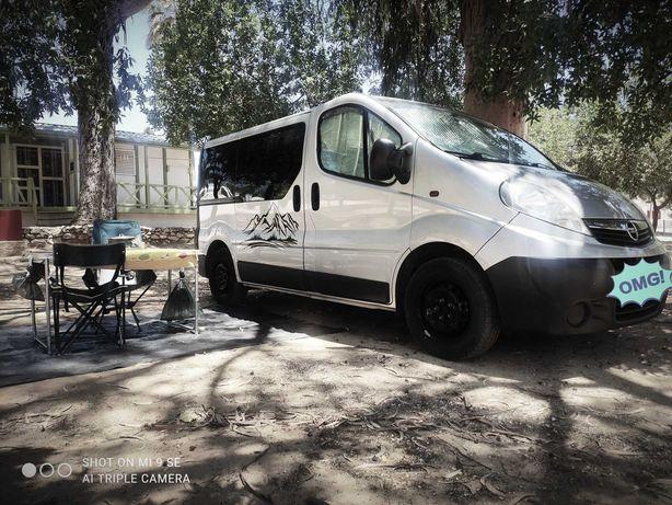 "Campervan / Adventure Van - ""A Vivi"""