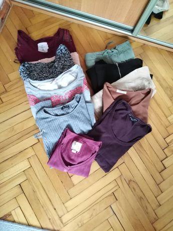 Paka 10 sztuk ubrań +1 gratis!!