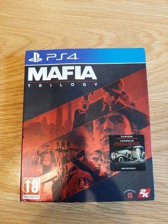 Mafia Trylogia PS4