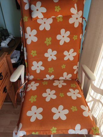 Almofada de cadeira ou espreguiçadeira
