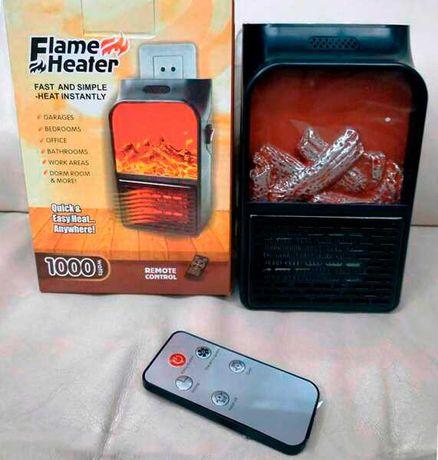 Мини обогреватель Heater 500 Вт в розетку, с регулировкой температуры