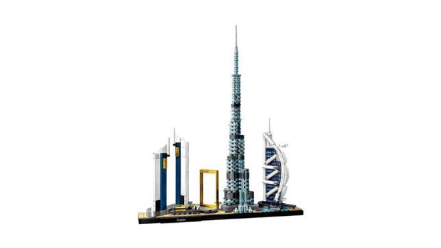 Конструктор LEGO Architecture Дубаи