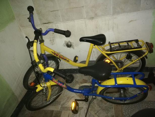 Rower Puky 16 20 cali