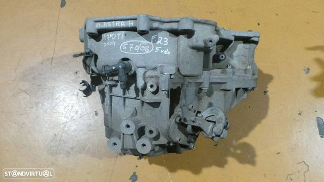 Caixa Velocidades Opel Astra H (A04)