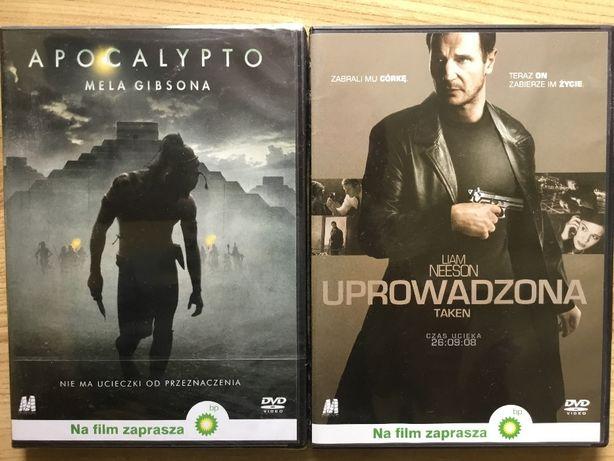 Filmy DVD Kill Bill, Apocalypto,Gangi Nowego Yorku,Wróg numer jeden...
