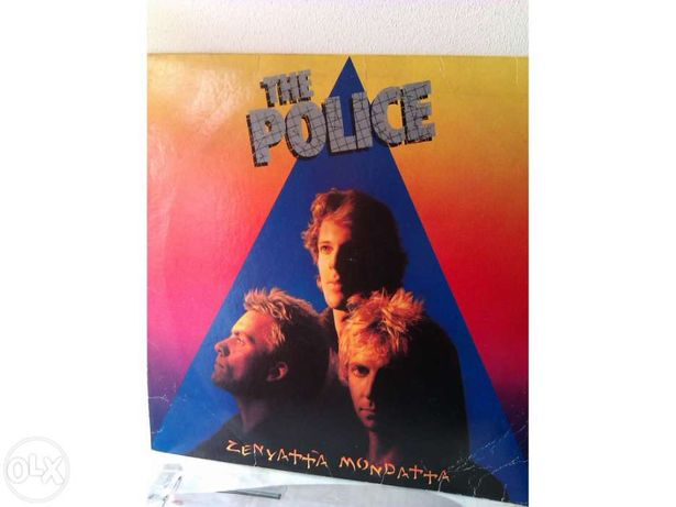 The police vinil lp