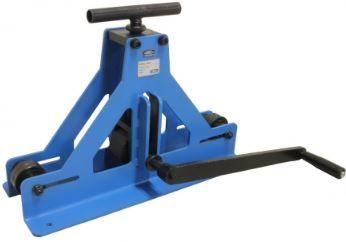 Curvadora manual para tubos de pefil quadrados e rectangulares