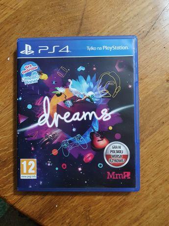 Gra na konsole DREAMS