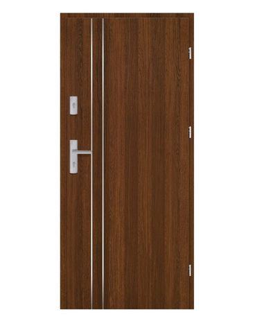 Drzwi wejściowe Herse Lux Set Erkado-zestaw