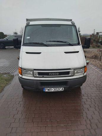 Samochód Iveco Daily 35 S