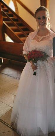 Suknia ślubna rozmiar 44-55