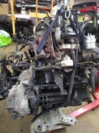 Двигун, Мотор Volkswagen Т4 2.5 КПП, турбіна, маховик, Автозапчастини