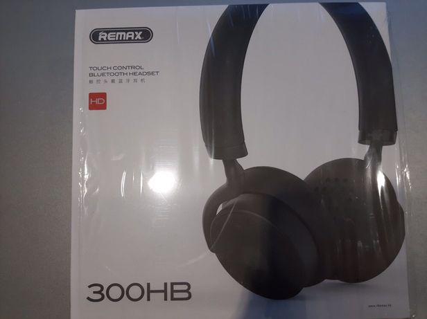 Наушники Bluetooth Remax RB-300HB Black