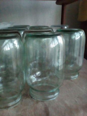 Продаю литровые стеклянные банки