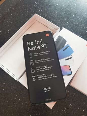 Redmi note 8t 4/64