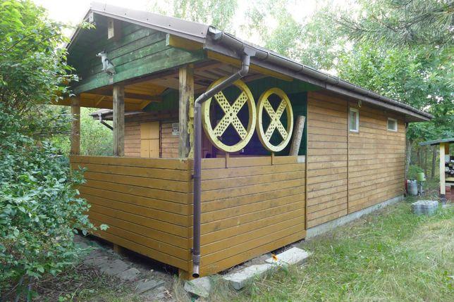 Działka rekreacyjna w miejscowości Szczaki (niedaleko Janek)