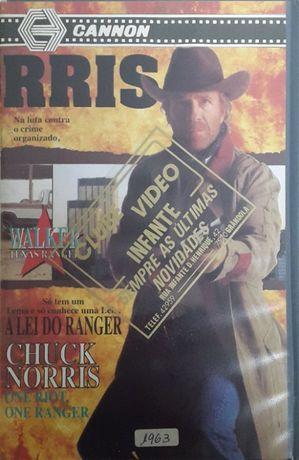 43º Pack de Filmes VHS