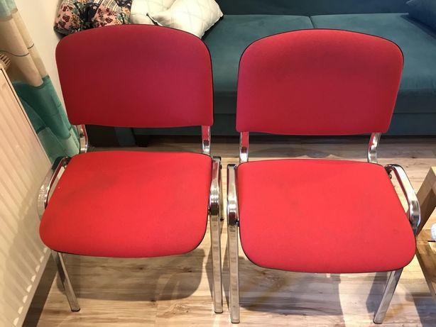Sprzedam biurowe krzesła