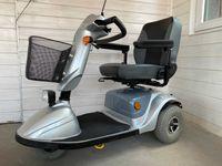 skuter inwalidzki elektryczny CTM737 gwarancja